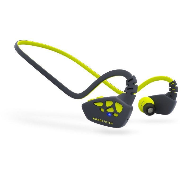 Billede af Energy Sistem Sport 3 - Trådløse Sportshøretelefoner Med Bluetooth - Gul