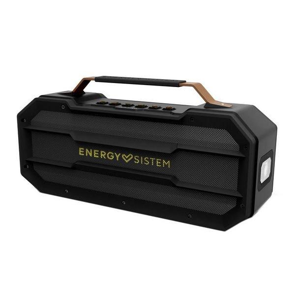 Image of   Energy Sistem - Trådløs Bluetooth Højtaler Med 14 Timers Musik - Sort