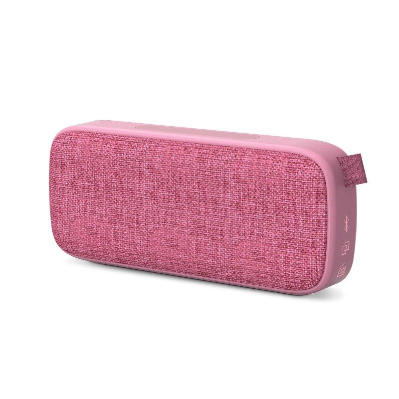 Image of   Energy Sistem - Trådløs Bluetooth Højtaler Og Fm Radio - Box 3+ - Pink