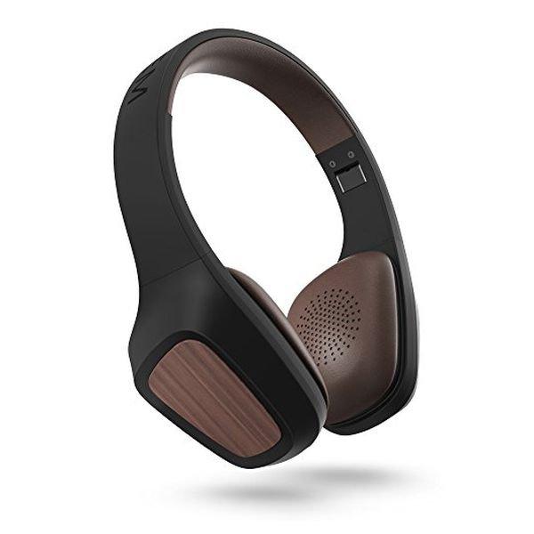 Billede af Energy Sistem - Trådløs Bluetooth Hovedtelefoner - 15 Timer - Sort Brun
