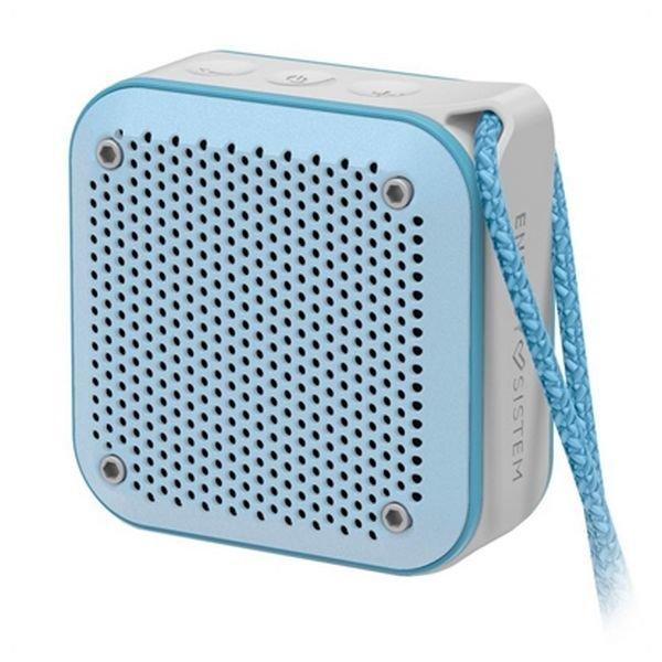 Image of   Energy Sistem - Udendørs Trådløs Bluetooth Højtaler Med Jackstik - Blå