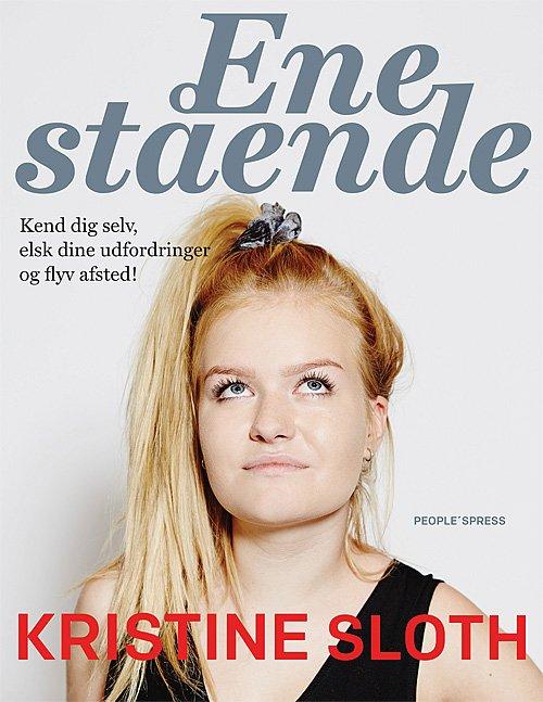 Image of   Enestående - Kristine Sloth - Bog
