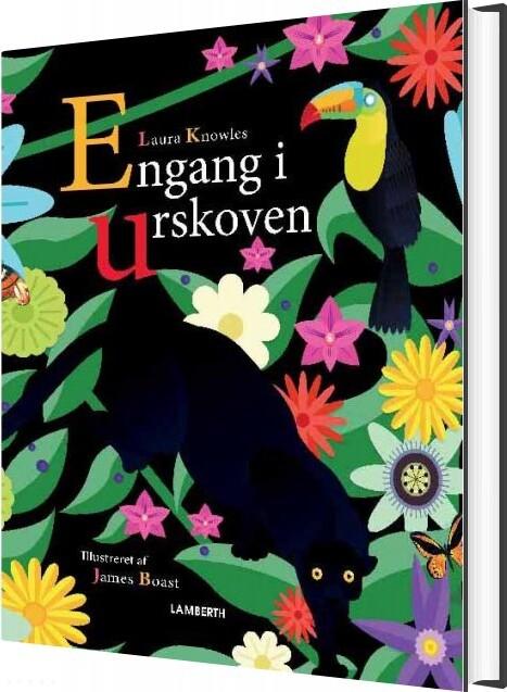Image of   Engang I Urskoven - Laura Knowles - Bog