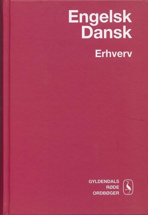 Image of   Engelsk-dansk Erhvervsordbog - Birger Andersen - Bog