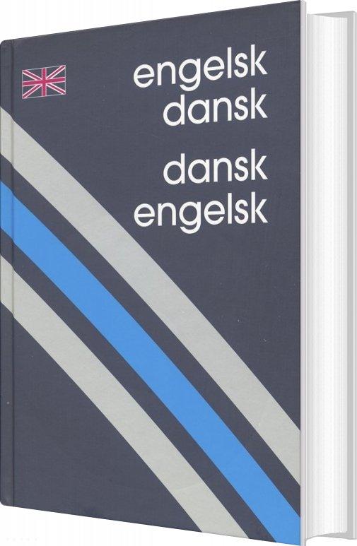 Image of   Engelsk-dansk/dansk-engelsk Ordbog - Anna Garde - Bog