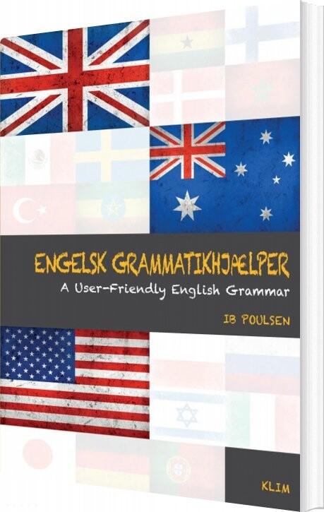 Billede af Engelsk Grammatikhjælper - Ib Poulsen - Bog
