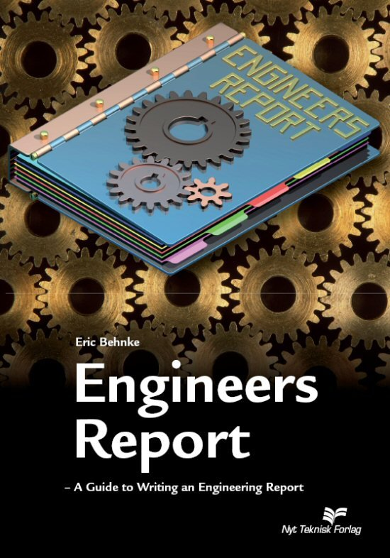 Engineers Report - Eric Behnke - Bog
