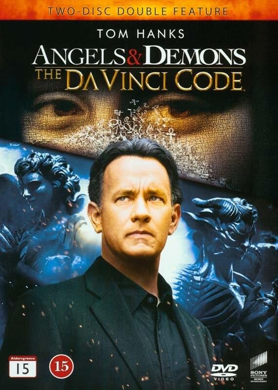 Billede af Engle Og Dæmoner // Da Vinci Mysteriet - DVD - Film