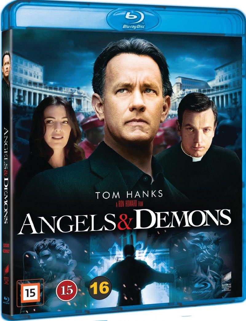 Image of   Engle Og Dæmoner - Blu-Ray