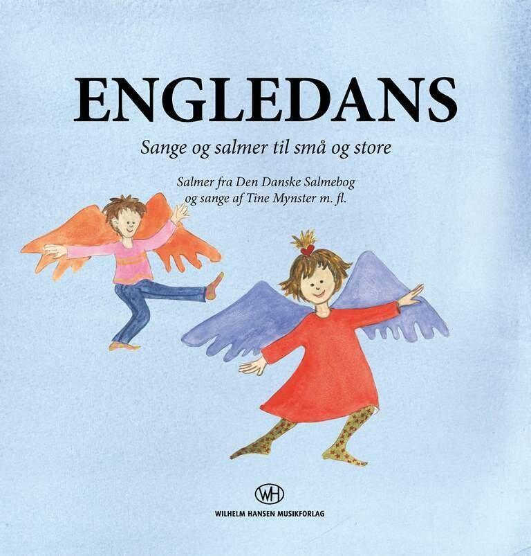 Image of   Engledans (bog + Cd) - Tine Mynster - Bog