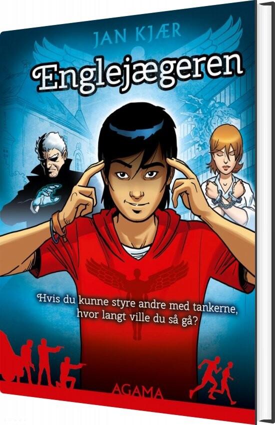 Englejægeren - Jan Kjær - Bog