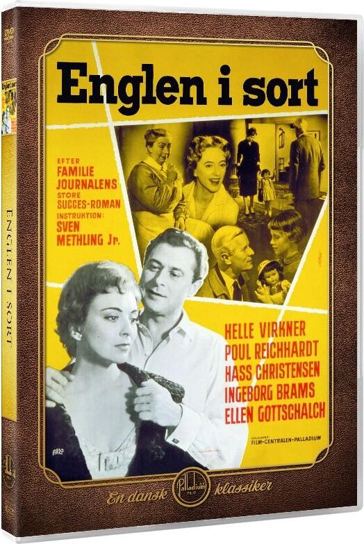 Image of   Englen I Sort - DVD - Film