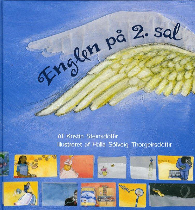 Englen På 2. Sal - Kristin Kristín Steinsdóttir - Bog