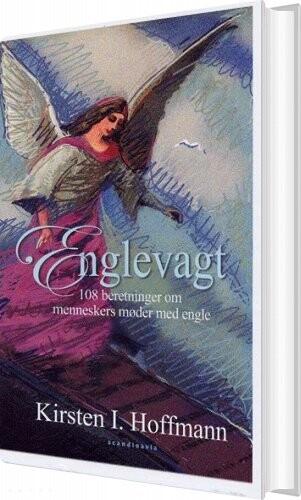 Image of   Englevagt - Kirsten I. Hoffmann - Bog