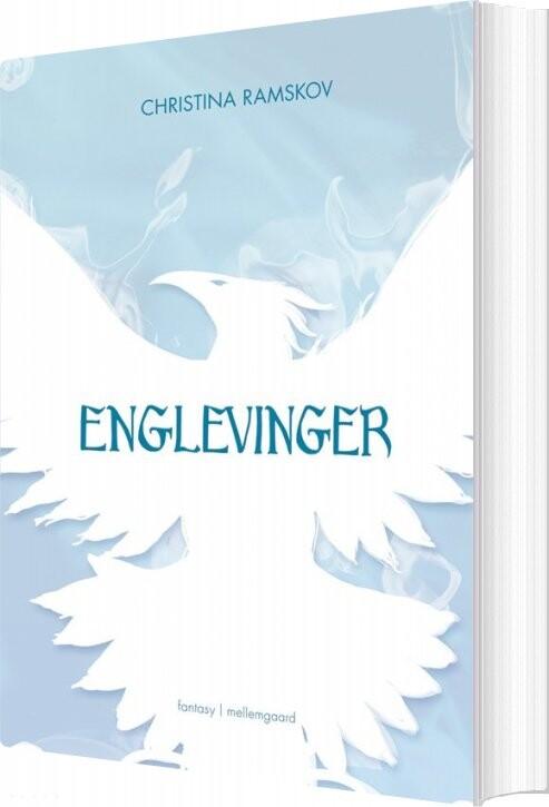 Image of   Englevinger - Christina Ramskov - Bog