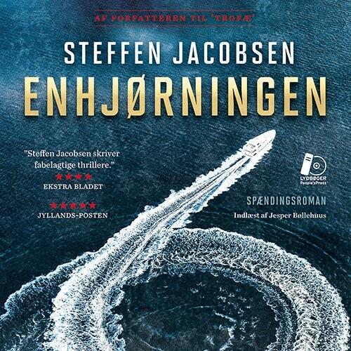 Image of   Enhjørningen - Lydbog - Steffen Jacobsen - Cd Lydbog