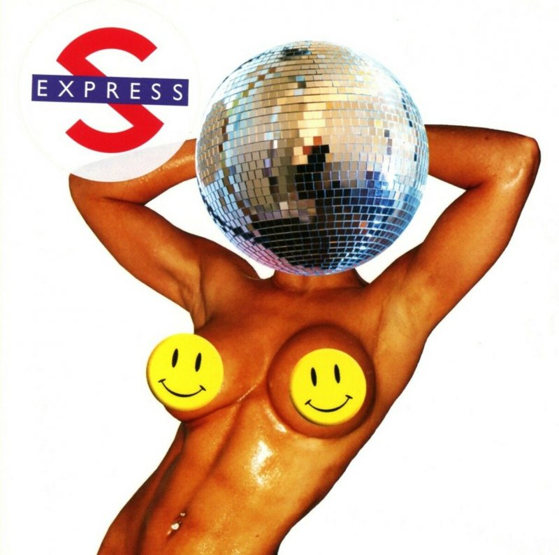 Image of   S Express - Enjoy The Trip - CD