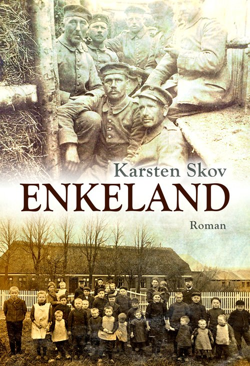 Image of   Enkeland - Karsten Skov - Bog