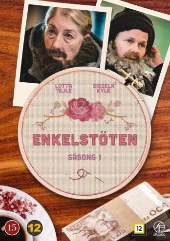 Image of   Enkelstöten - Sæson 1 - DVD - Tv-serie