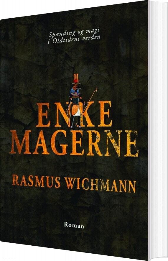 Image of   Enkemagerne - Rasmus Wichmann - Bog