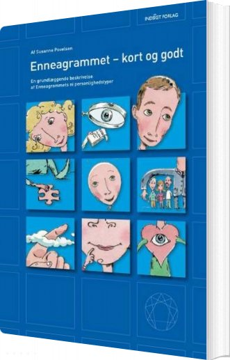 Image of   Enneagrammet - Kort Og Godt - Susanne Povelsen - Bog