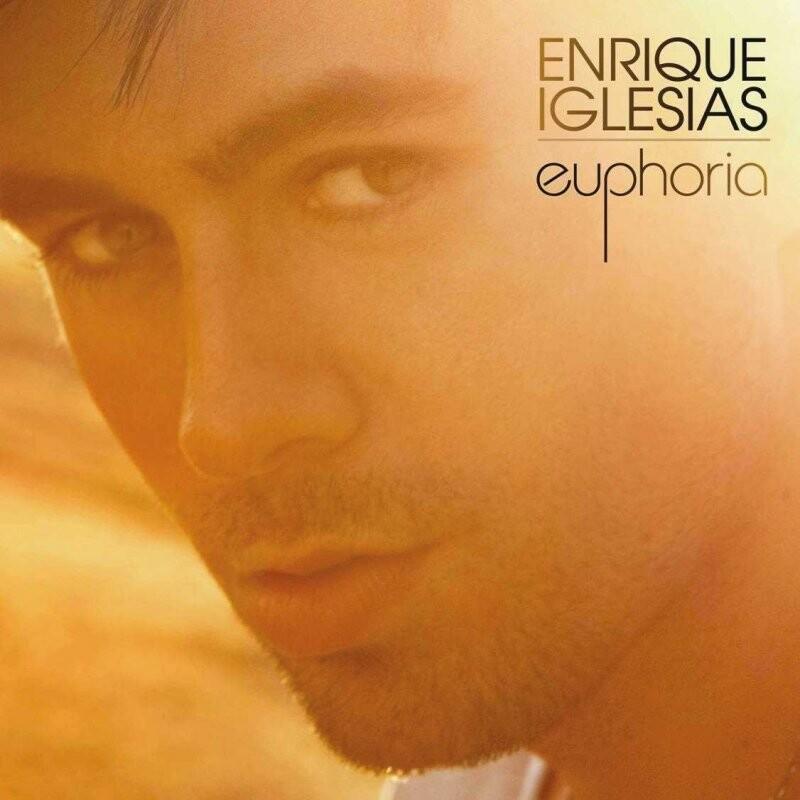 Image of   Enrique Iglesias - Euphoria - CD
