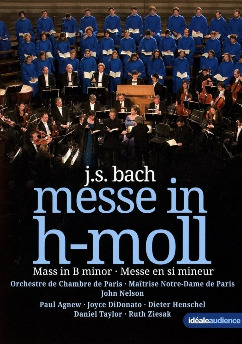 Image of   Bach - Messe In H-moll - DVD - Film