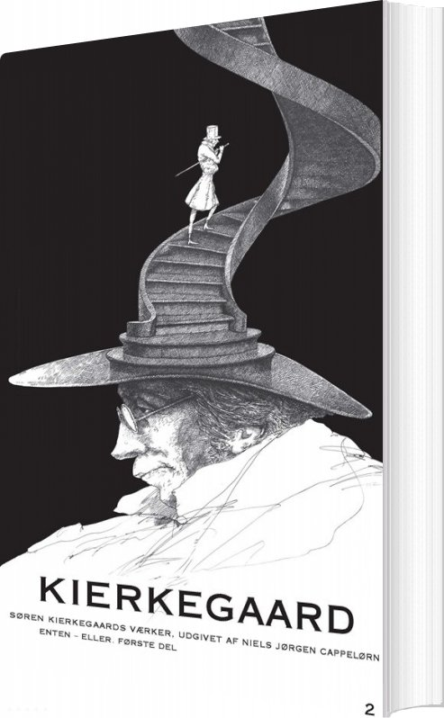 Image of   Enten - Eller - Søren Kierkegaard - Bog