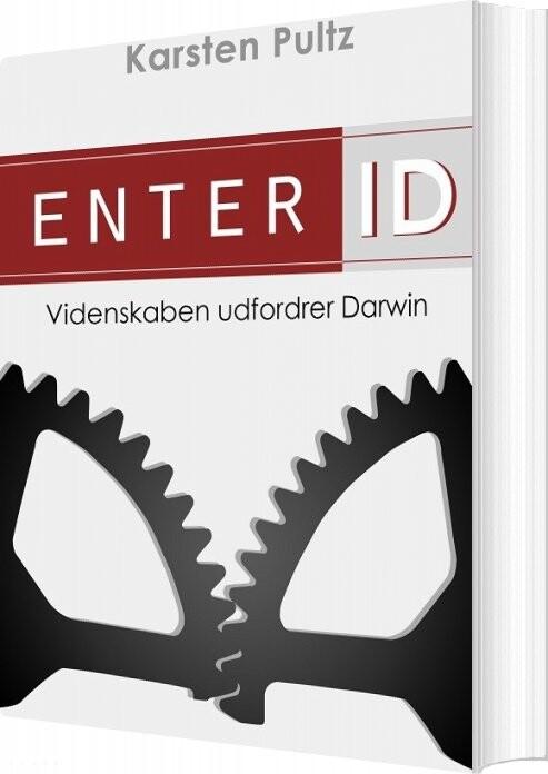 Image of   Enter Id - Videnskaben Udfordrer Darwin - Karsten Pultz - Bog