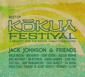 Image of   Jack Johnson And Friends - Best Of Kokua Festival - CD