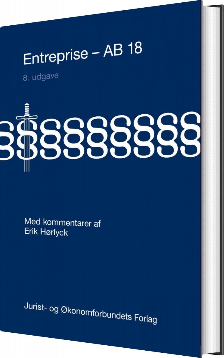 Image of   Entreprise - Erik Hørlyck - Bog