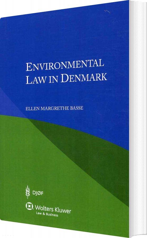 Environmental Law - Ellen Margrethe Basse - Bog
