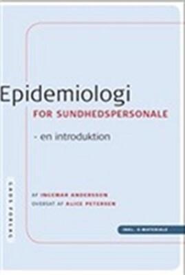 Image of   Epidemiologi For Sundhedspersonale - Ingemar Andersson - Bog