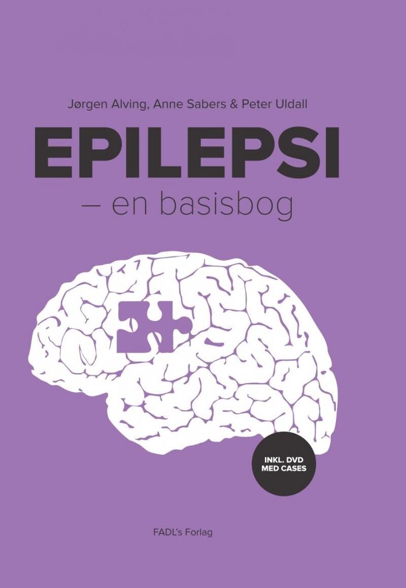 Image of   Epilepsi - Anne Sabers - Bog