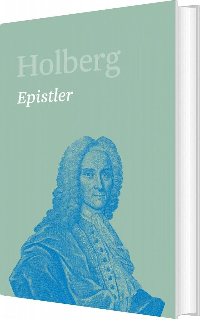 Epistler 1 - Ludvig Holberg - Bog