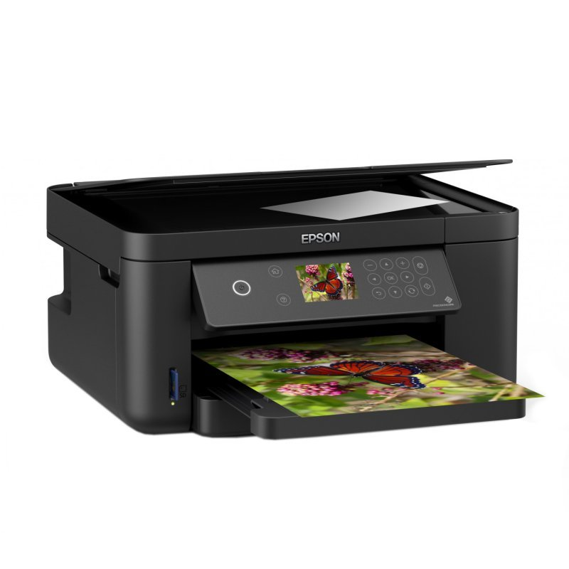 Image of   Epson Home - Multifunktionsprinter - Xp-5100 - 7,5ppm Wifi Farver