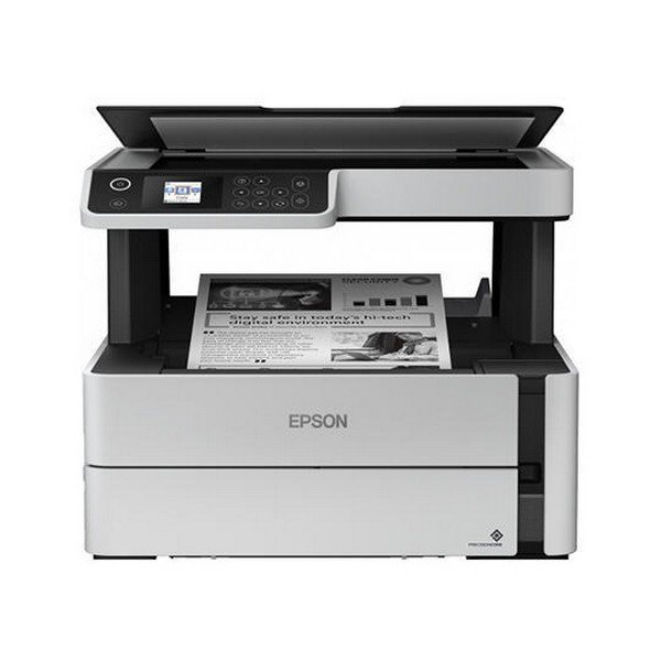 Image of   Epson - Multi Printer, Scanner Og Fax - Ecotank Et-m3140 - 39 Ppm Wifi