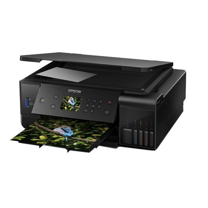 Image of   Epson - Printer Og Scanner Med Wifi Og Usb - Et-7700 - 32 Ppm