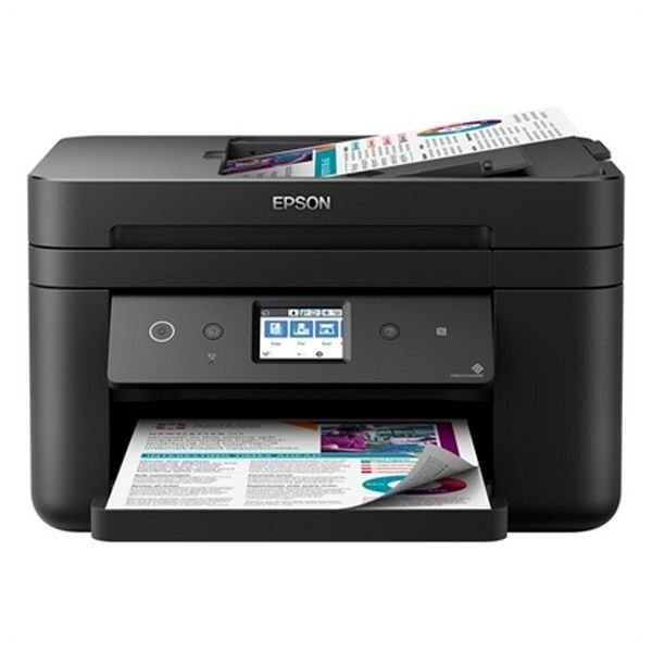 Image of   Epson Workforce - Multifunktionsprinter - Wf-2860dwf - 14ppm Wifi