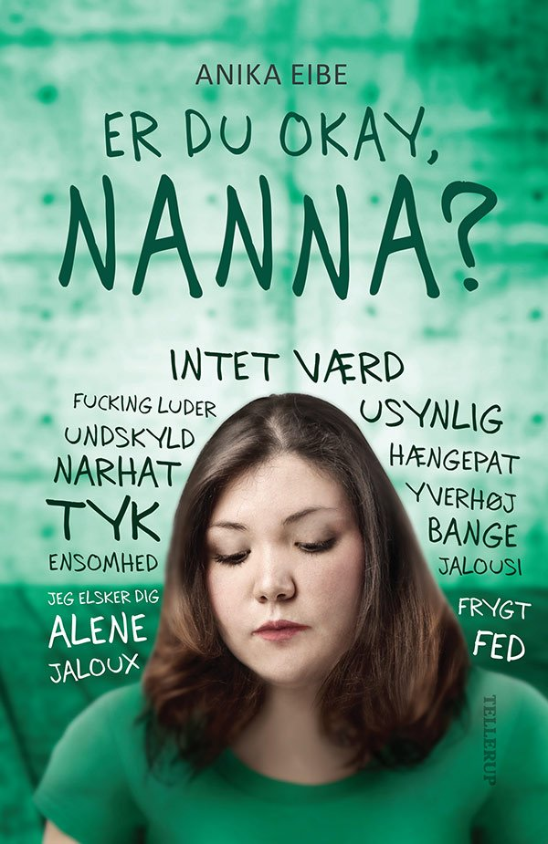 Image of   Er Du Okay, Nanna? - Anika Eibe - Bog
