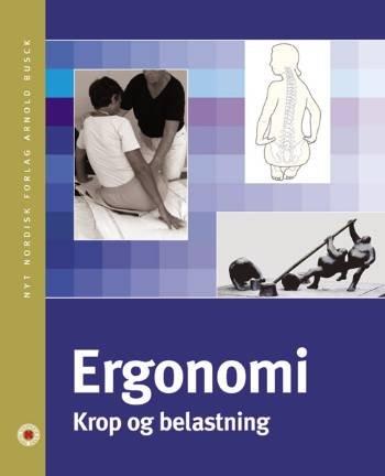 Image of   Ergonomi - Krop Og Belastning - Maiken Böcher - Bog