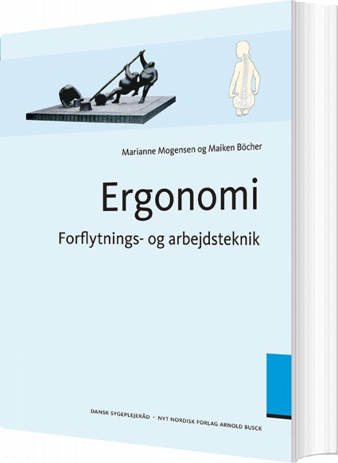 Image of   Ergonomi - Maiken Böcher - Bog