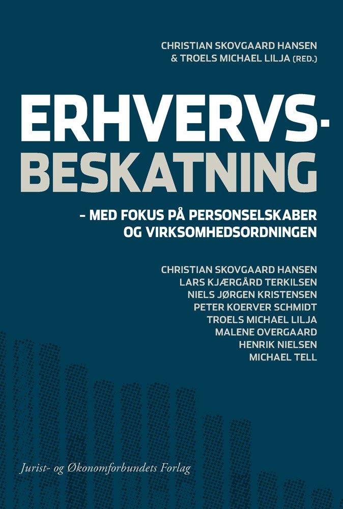 Image of   Erhvervsbeskatning - Henrik Nielsen - Bog