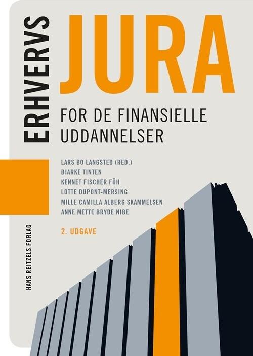 Erhvervsjura - For De Finansielle Uddannelser - Kennet Fischer Föh - Bog
