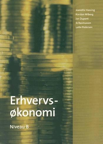 Billede af Erhvervsøkonomi Niveau B - Karsten Wiborg - Bog