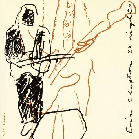 Image of   Eric Clapton - 24 Nights (eric Clapton Live) - CD