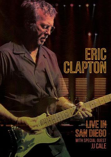 Image of   Eric Clapton - Live In San Diego - Blu-Ray