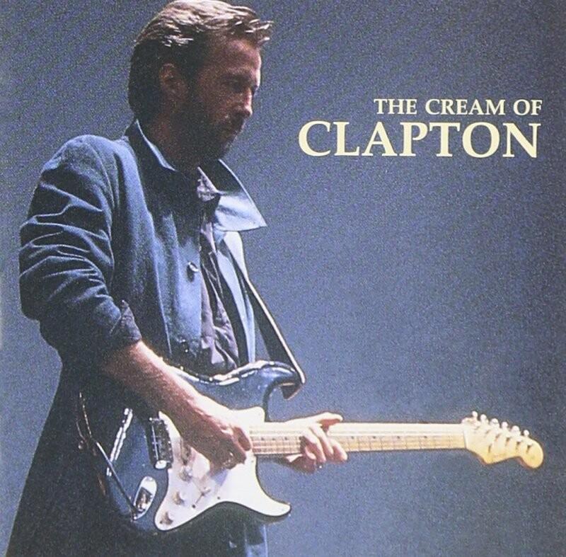 Image of   Eric Clapton - The Cream Of Eric Clapton - CD
