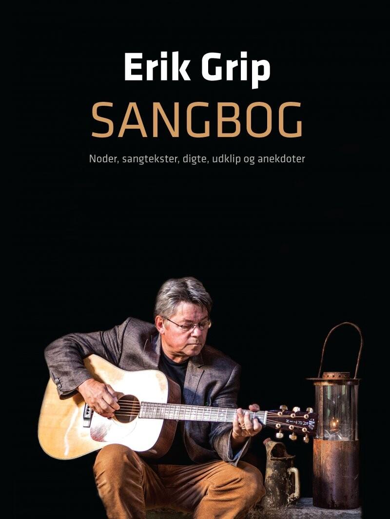 Billede af Erik Grip Sangbog - Erik Grip - Bog