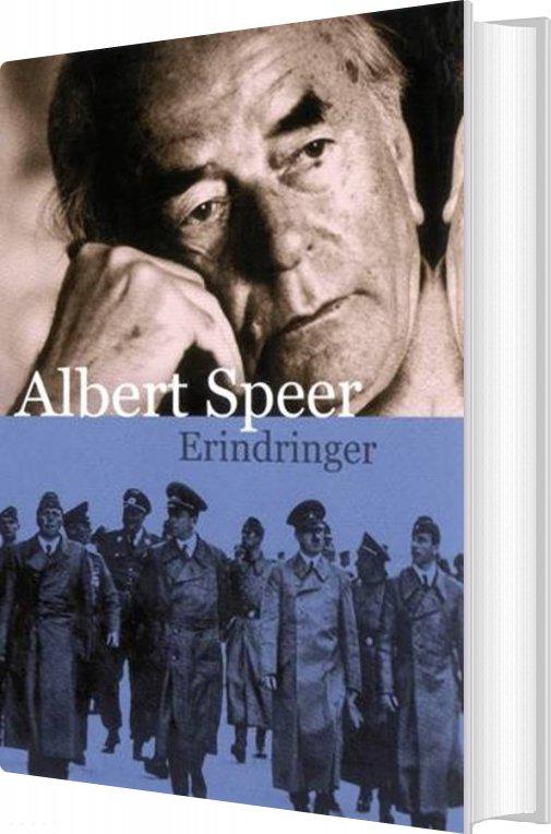 Erindringer - Albert Speer - Bog